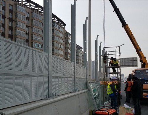 周口居民区吸音墙-- 科亚周口声屏障生产厂家