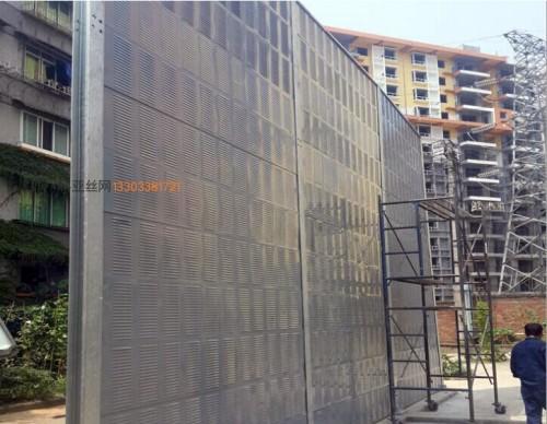 许昌居民区吸音隔音板-- 科亚许昌声屏障生产厂家