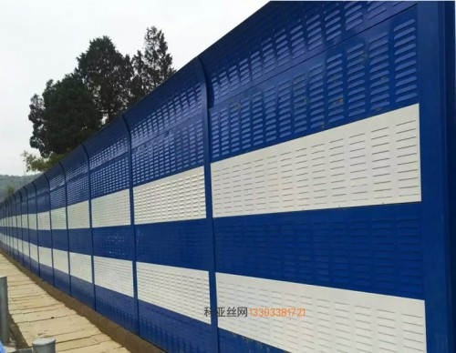 鹤壁路基隔声屏障-- 科亚鹤壁声屏障生产厂家