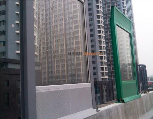 襄阳路基声屏障-- 科亚襄樊声屏障生产厂家
