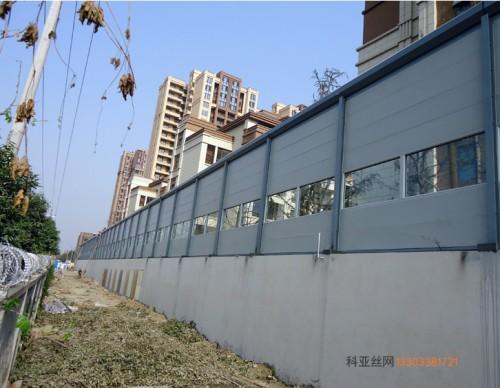 宿迁居民区隔音板-- 科亚宿迁声屏障生产厂家