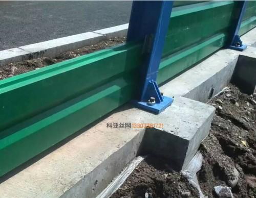 威海路基隔音板-- 科亚威海声屏障生产厂家