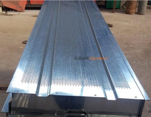郑州冲孔隔音板-- 科亚郑州声屏障生产厂家