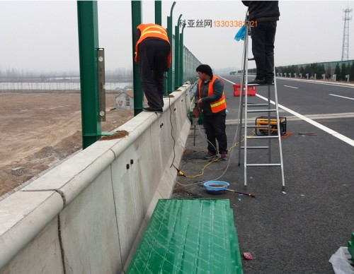 新乡桥梁吸音隔音板-- 2018手机认证送彩金新乡声屏障生产厂家