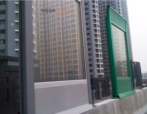 南阳桥梁降噪声屏障-- 2018手机认证送彩金南阳声屏障生产厂家