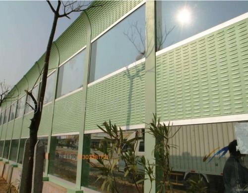 洛阳居民区隔音材料-- 科亚洛阳声屏障生产厂家