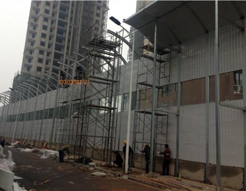 临沂机械制造隔音墙-- 科亚临沂声屏障生产厂家