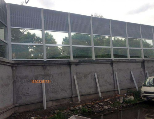 泰安居民区隔音屏-- 科亚泰安声屏障生产厂家