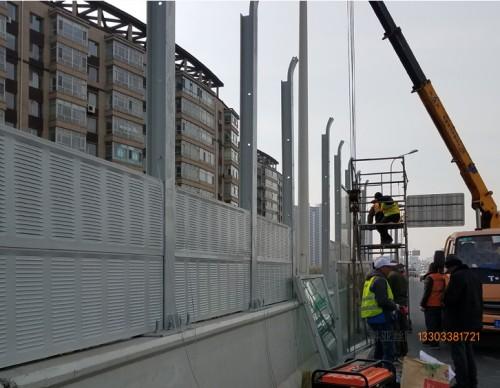 日照居民区吸音墙-- 科亚日照声屏障生产厂家