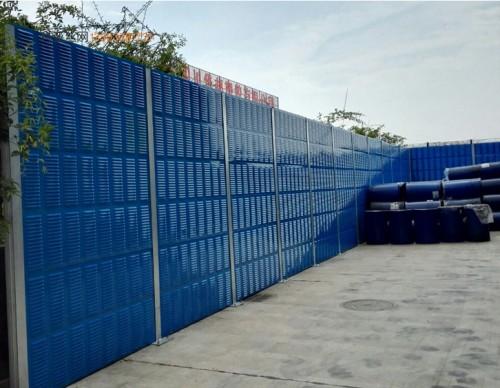 新乡厂界吸音隔音板-- 科亚新乡声屏障生产厂家