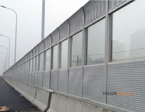 盘锦桥梁吸音屏障-- 科亚盘锦声屏障生产厂家