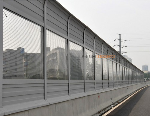 漯河桥梁降噪声屏障--