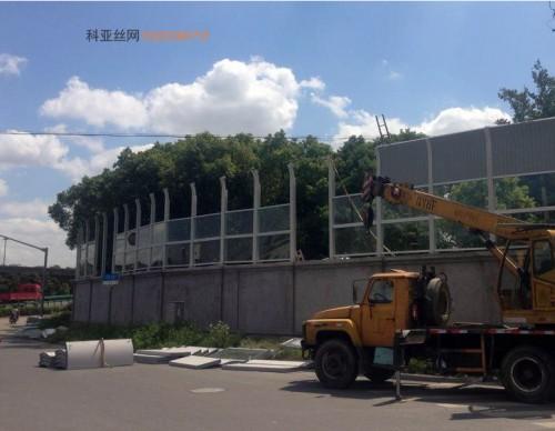 辽阳居民区吸音墙-- 科亚辽阳声屏障生产厂家