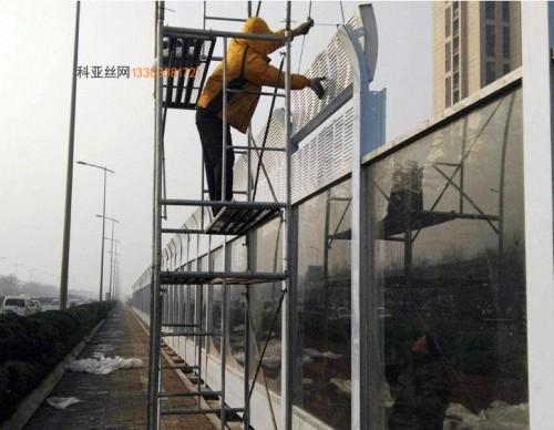 郑州桥梁吸音屏障-- 科亚郑州声屏障生产厂家