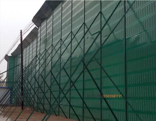 烟台厂界隔音冲孔板-- 科亚烟台声屏障生产厂家