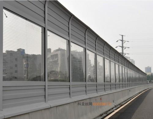 漯河路基隔声屏障