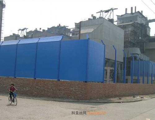 聊城化工厂声屏障-- 科亚聊城声屏障生产厂家
