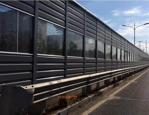 许昌冲孔隔音墙-- 科亚许昌声屏障生产厂家