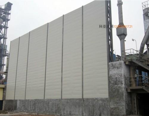 信阳鱼鳞隔音墙-- 科亚信阳声屏障生产厂家
