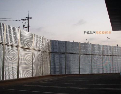 洛阳机械制造隔音屏-- 科亚洛阳声屏障生产厂家