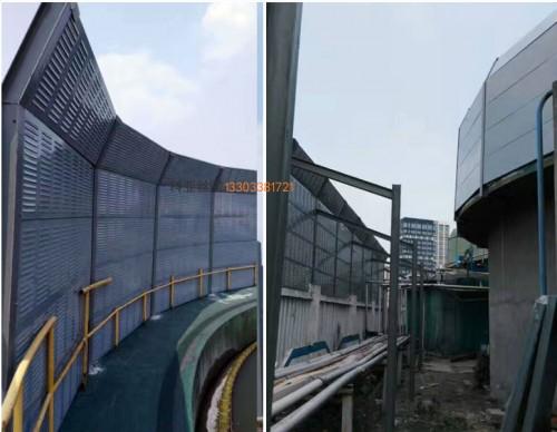信阳折角隔音墙-- 科亚信阳声屏障生产厂家