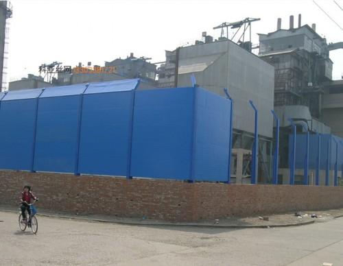 滨州机械制造吸音隔音板-- 科亚滨州声屏障生产厂家