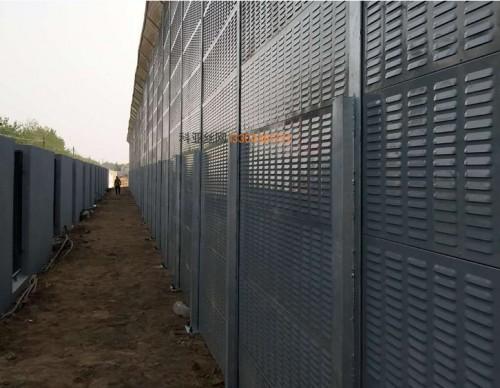 鸡西建筑吸音屏障-- 科亚鸡西声屏障生产厂家