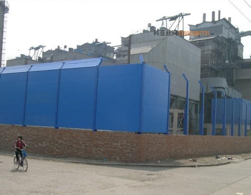 滨州折角隔音材料-- 科亚滨州声屏障生产厂家