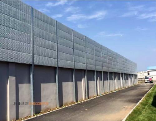 襄阳机械制造吸音隔音板-- 科亚襄樊声屏障生产厂家