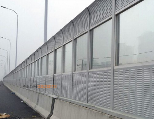 泰安桥梁隔音墙-- 科亚泰安声屏障生产厂家