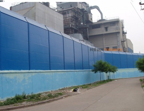 开封机械制造吸音墙-- 科亚开封声屏障生产厂家