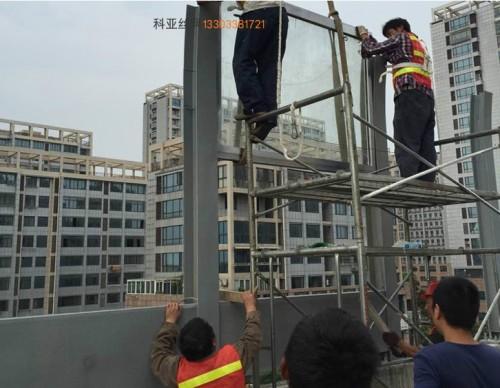 许昌桥梁吸音隔音板-- 科亚许昌声屏障生产厂家