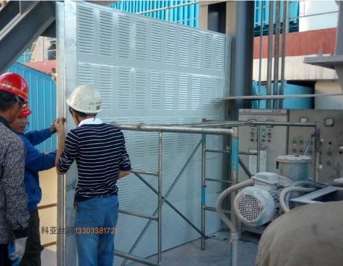 日照化工厂隔音板-- 科亚日照声屏障生产厂家