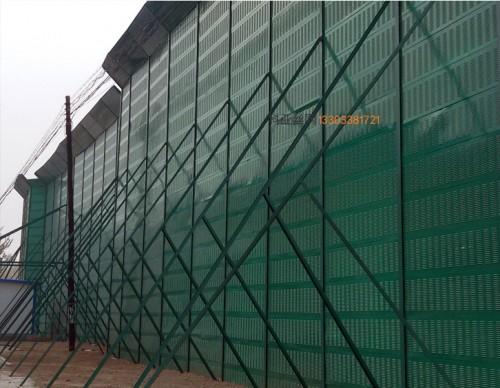 九江折角隔音屏-- 科亚九江声屏障生产厂家