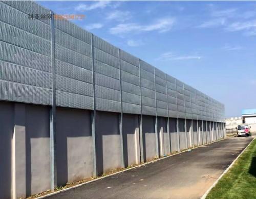 曲靖化工厂隔音墙