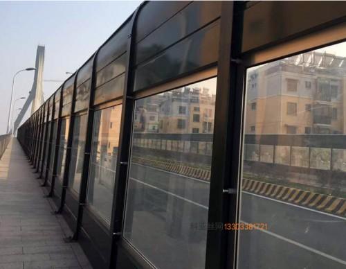丽江居民区隔音冲孔板-- 科亚丽江声屏障生产厂家