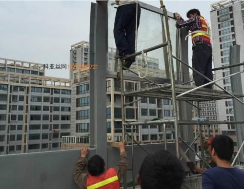 丽江居民区隔音材料-- 科亚丽江声屏障生产厂家