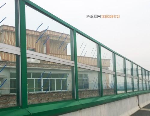 渭南路基隔音冲孔板-- 科亚渭南声屏障生产厂家