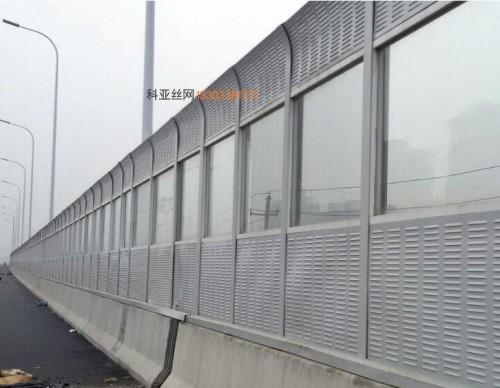 玉溪折角吸音墙-- 科亚玉溪声屏障生产厂家