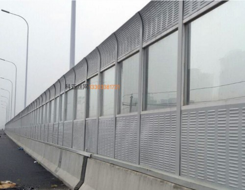 渭南路基隔音板-- 科亚渭南声屏障生产厂家
