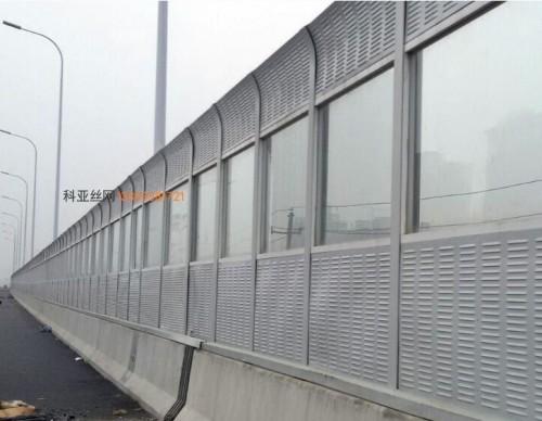 汉中路基声屏障-- 科亚汉中声屏障生产厂家