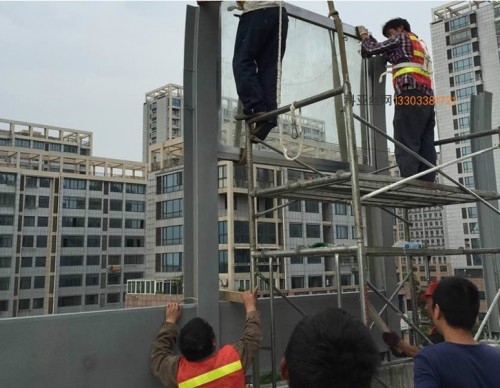 汉中居民区隔音屏障-- 科亚汉中声屏障生产厂家