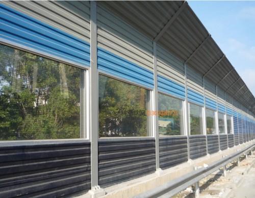 渭南折角隔音墙-- 科亚渭南声萄京生产厂家