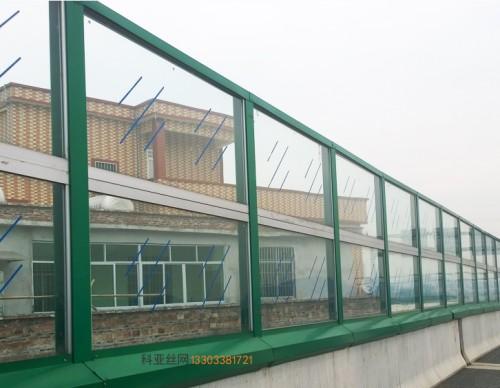 玉溪路基隔声屏障-- 科亚玉溪声屏障生产厂家