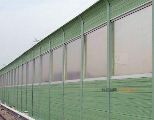 天水机械制造降噪声屏障-- 科亚天水声屏障生产厂家
