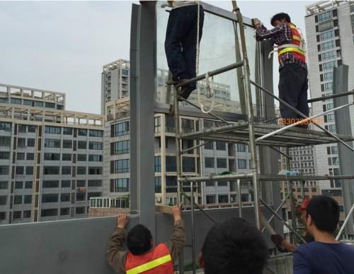西宁折角隔音冲孔板-- 科亚西宁声萄京生产厂家