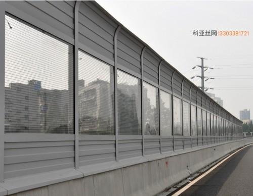 金昌厂界隔声屏障-- 科亚金昌声屏障生产厂家