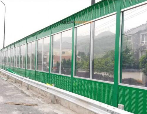 商洛桥梁隔音屏障-- 科亚商洛声屏障生产厂家