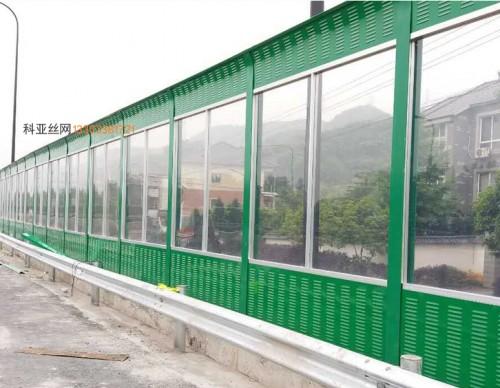 金昌桥梁吸音隔音板-- 科亚金昌声屏障生产厂家