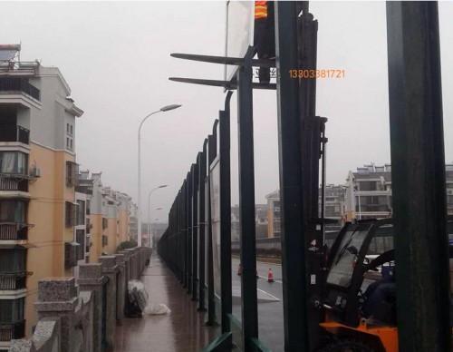 兰州桥梁隔音材料-- 科亚兰州声屏障生产厂家